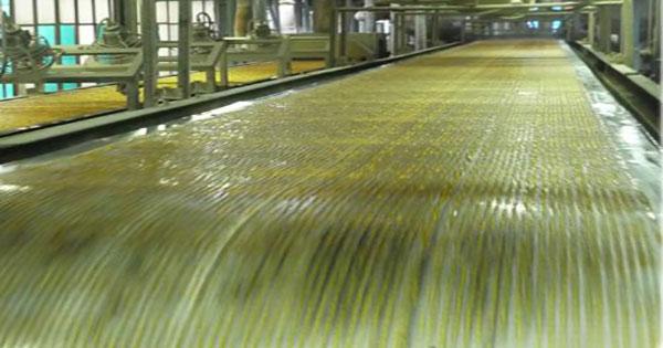 Fabricación a partir de resinas de poliéster insaturadas