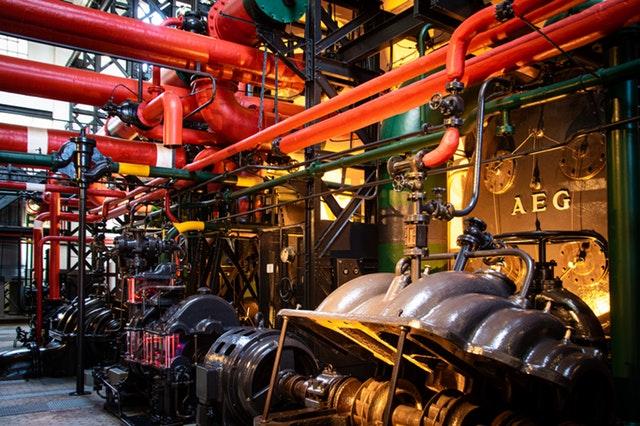 Importancia de los repuestos en maquinaria industrial